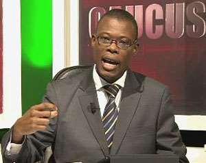 Deputy Finance Minister, Fifi Kwetey