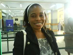 TOPE ALABI ON NINE MONTH's COURSE