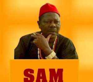 AFTER FATHER'S BURIAL SAM LOCO'S ELDEST SON,NOW LIVES LARGE IN BENIN CITY.