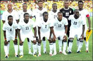 A problem of Cards – Ghana's Achilles' Heel