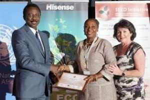 Five Ghanaian social and environmental enterprises win prestigious SEED Award