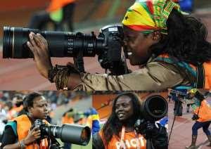 Ghanaian photo journalist Senyuiedzorm Awusi