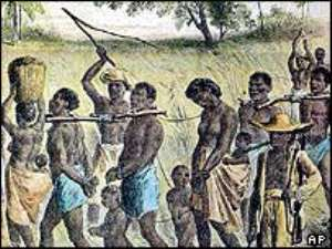 Ghana Apologizes For Its Role In Slave Trade: Country's 50th Anniversary Includes Tourism Campaign