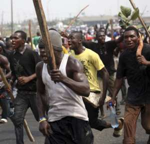 Boko Haram Gives South Africa 24 Hours To End Xenophobic Attacks Or Face Bombing
