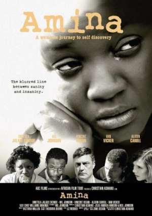 Van Vicker and Omotola Jalade-Ekeinde star in soon-to-be released Nollywood movie, 'Amina'