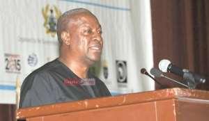 President Mahama's 'akokɔ' audio was doctored
