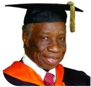 Honour Prof Allotey By Actualising His Vision