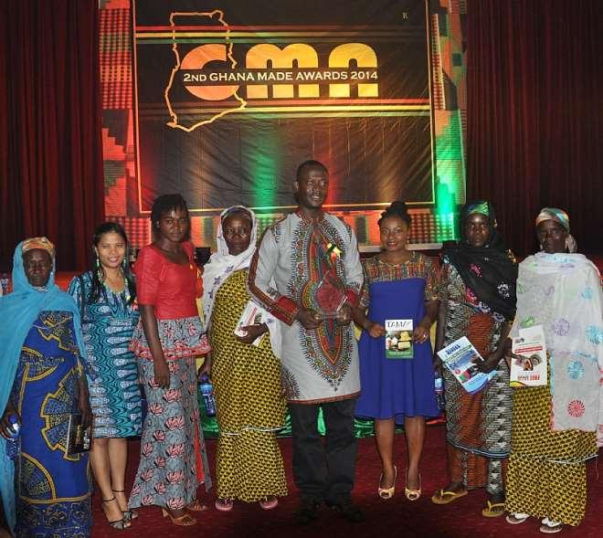 SEKAF MADE IN GHANA AWARD