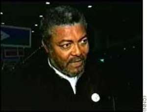 Rawlings Calls for Peaceful Transition
