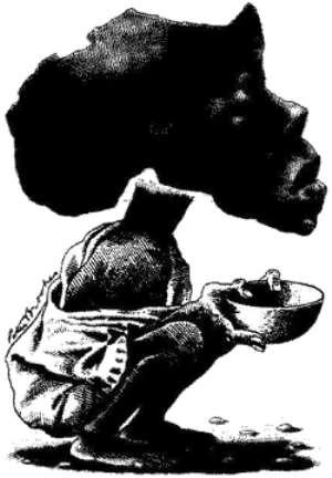 Ghana, The Begging Millionaire – Africa, The Begging Trillionaire