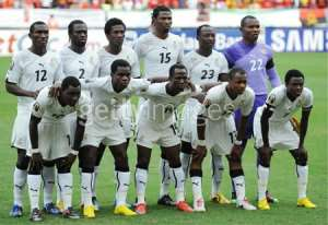 Ghana named in tricky Nations Cup group