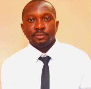 Missing Person: Albert Fiifi Abaka.....Police Urges General Public To Help Find Him