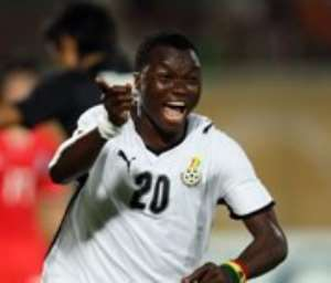 Adiyiah wants to score at Nations Cup