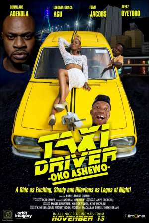 Movie Review-Taxi Driver (Oko-Ashewo)