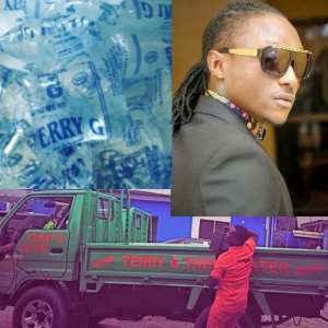 Terry G Begins Serious Business With Water Distribution