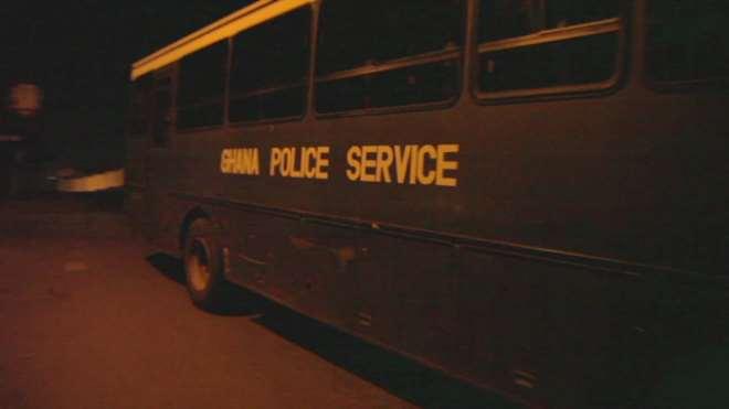 THE GHANA POLICE SERVICE