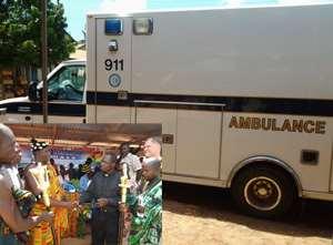 Mobile Clinic For Asakrabreman
