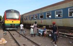 Ghana For High Speed Rail System