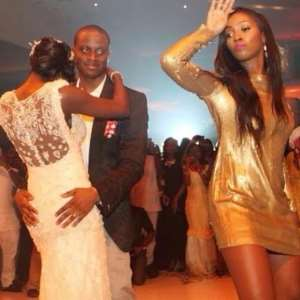 Tiwa Savage Gets Attention Of Another Woman's Husband