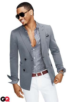 TREY SONGZ MAKES GQ FEATURE FOR MARCH 2012 EDITION