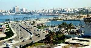Tripoli before NATO's invasion