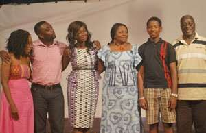 Some of the Casts at the launch