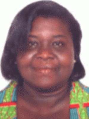 Dr. Rose Mamaa Entsua-Mensah - Director-General of CSIR