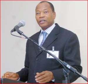 Dr Ibn Chambas - ECOWAS Boss