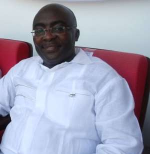 Vice President Bawumia Survives Fatal Accident