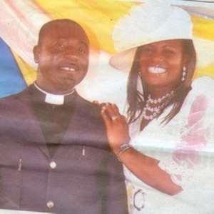 Pastor and Mrs Kusi