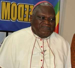 Archbishop Peter Kwasi Sarpong