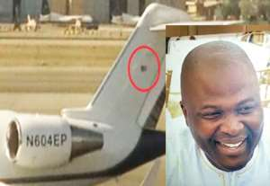 US Fights Mahama Over Private Jet