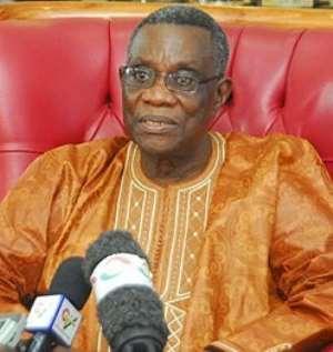 Did God Or NDC Kill President Mills?
