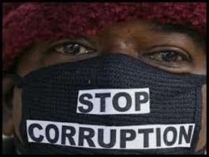 Corruption In Ghana; Let's Take The Bull By The Horn.
