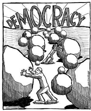 "Destroying Africa With Western ""Democracy"""