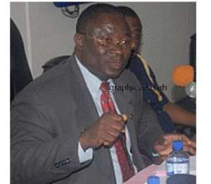 DCOP Prosper Agblor, Director-General of the Criminal Investigations Department, Wednesday pointed accusing fingers at the trial court for the mishap