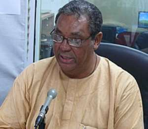 Chairman of NPP, Jake Obetsebi-Lamptey