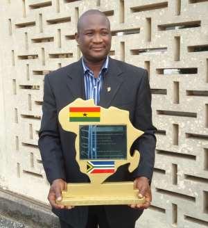 Pricoil Ghana wins International Award