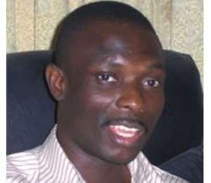 Kweku Kwarteng MP for Obuasi