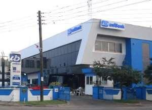 Bank Robbers In Ghana's Mafiocracy