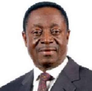 Finance Minister Kwabena Duffour