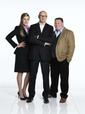 Ebola: UKTV's Hollywood Treasure Detectives In Geneva...As The Team Gear Up For Ghana
