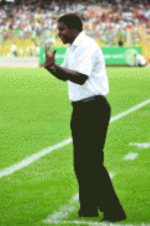 Maxwell Konadu to be confirmed as Assistant Stars coach