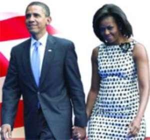 Mr & Mrs Obama