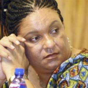 Hanna Tetteh Is Incoherent On Gitmo – Part 2