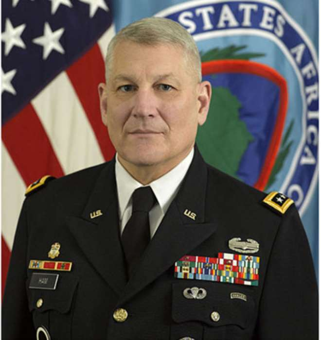 GEN CARTER F. HAM 08 MARCH 2011 - INCUMBENT