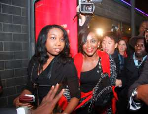 Photos from UK premiere of Emem Isong's Bursting Out