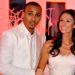 Osaze Odemwingie Expects Baby From Wife, Sarah Michael