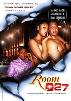 Watch: Is Room 027 The Most Erotic Nollywood Movie Ever?