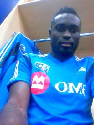 Paperwork delaying James Bissue MSL debut for Montreal Impact